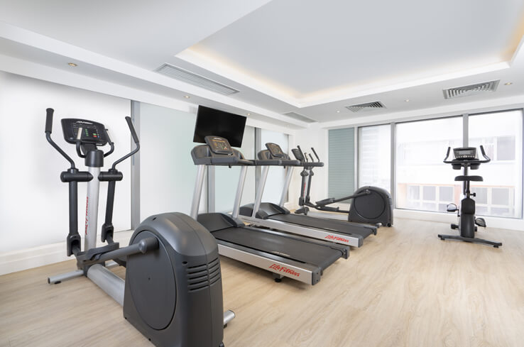 Shama Fortress Hill Hong Kong_Shama Gym