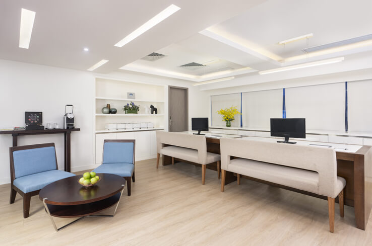 Shama Fortress Hill Hong Kong_Management Office