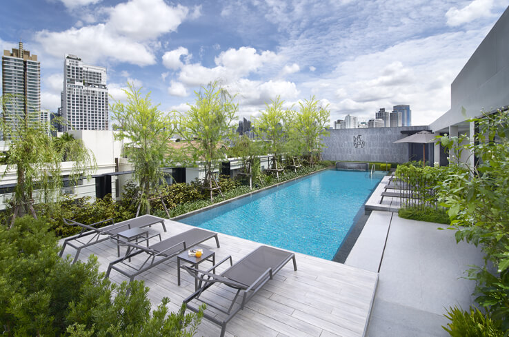 Shama Sukhumvit 39_Swimming Pool